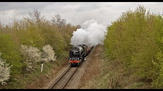 (HD) 60163 Tornado - Easter at the Nene Valley Railway - 08/04/2012