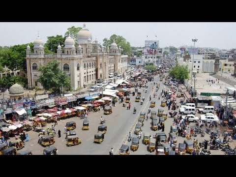 How to Get around Hyderabad | Hyderabad Travel