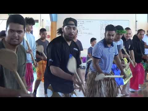 Pt: 1....Fakaofo dancing practice for the Tokelau Language Week... 2018....Auckland