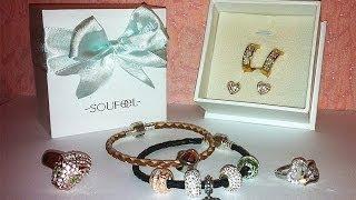Обзор бижутерии Soufeel / Soufeel jewelry overview