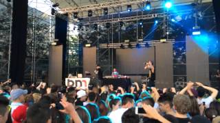 Gemitaiz & Madman - Haterproof 2 @ Gru Village Hip Hop Republic 7/6/2014