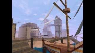 The Elder Scrolls Adventures: Redguard - Intro & Gameplay (3dfx support)