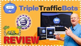 Triple traffic Bots Review With Bonus Package