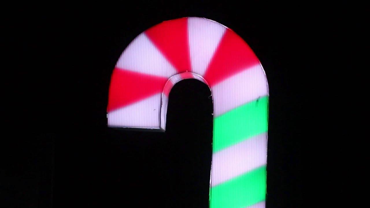 adornos de navidad con luces led rgb youtube