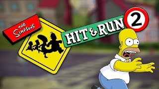 Simpsons Hit & Run 2 Got CANCELLED (And You Can Blame EA)