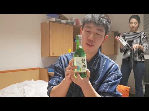 Video for introducing Korean drinking culture in MASARYK UNIV (Eng Sub)