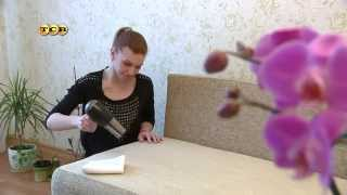 Как почистить диван в домашних условиях(, 2014-04-15T10:55:54.000Z)