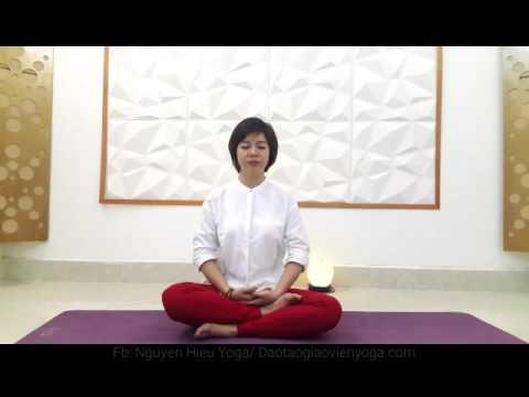 Thiền Chữa bệnh, thư giãn cho người mới bắt đầu với Chuyên gia Nguyễn Hiếu.