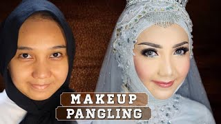 TUTORIAL MAKEUP PANGLING izam 検索動画 30