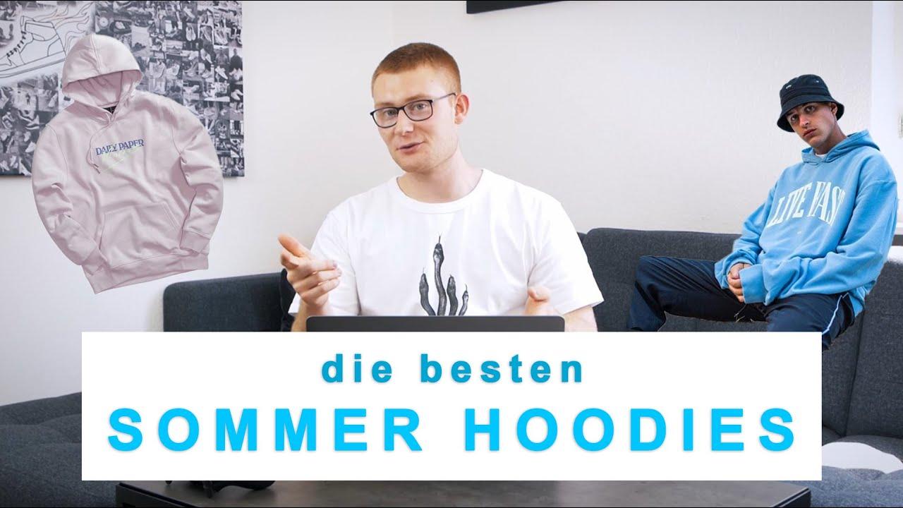 Die besten Sommer Hoodies | 20€ - 150€ 🌊🦋