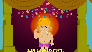 Wish you a Happy Ganesh Chaturthi 2017 | Vinayak Chaturthi wishes, SMS, greetings, Whatsapp Video