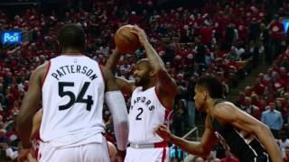 NBA Game Spotlight: Bucks at Raptors Game 5
