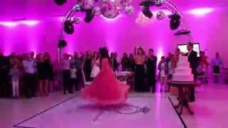 """15 Anos Maria Eduarda  """"Sella Eventos"""" 12/07/2014 - Stylus Som e luz, Dj, Pista de dança."""