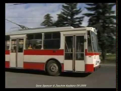 Gyumri (Armenia) Գյումրի / Trolleybus / տրոլեյբուս / Obus - 09.1999