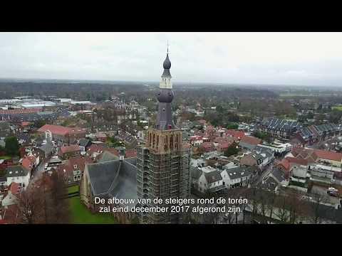 Afronding renovatie Sint Petruskerk Hilvarenbeek