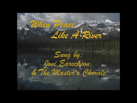 "morality in peace like a river ""peace like a river"", by leif enger, deals with numerous instances involving jeremiah's faith for his family  he delves into the issue of morality, telling ."