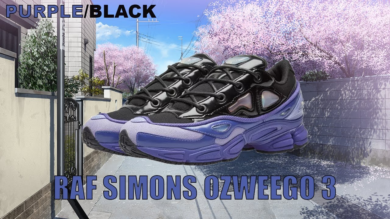 RAF SIMONS OZWEEGO 3 - REVIEW DE SNEAKERS (on feet)