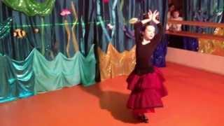Испанский танец щелкунчик дети 10 лет(Танец из