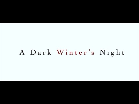 A Dark Winters Night