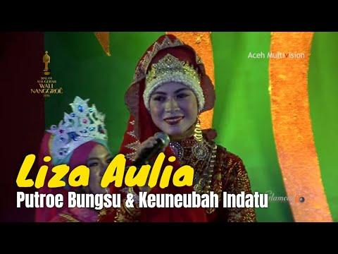 Putroe Bungsu & Keuneubah Indatu bersama Muda Belia & Liza Aulia di Anugerah Wali Nanggroe 2015
