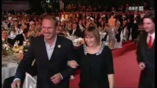 Hermann Maier erhält Special Award bei der Galanacht des Sports 2009