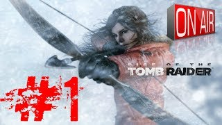 Rise of the Tomb Raider en directo español PC