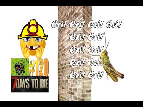 Medo do Barulho (Vida real)  7 Days To Die # 120