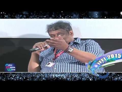 #IFFI2015: In Conversation with -Film Director Kaushik Ganguly
