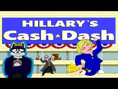 Game Jolt Tuesday Ep. 2 | Hillary Cash Dash