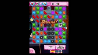 Candy Crush Saga Level 224 Walkthrough