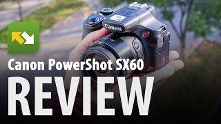 Canon PowerShot SX60 HS : Review