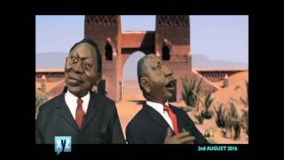 Ejeajo by Uhuru, Ruto & Amina (Original by P-Square) The XYZ Show S11E20