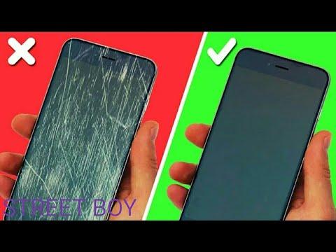 Как отполировать стекло на телефоне от царапин в домашних условиях