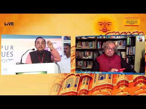 """""""राम मंदिर अगले साल तक तैयार हो जायेगा"""" - Dr Subramanian Swamy,"""