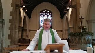 Last Sunday of Trinity - All Saints Whitstable, Sermon by Rev Simon Tillotson