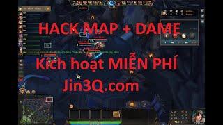 Jin3Q.com - Hướng dẫn hack map 3Q 2D & 3D 2019 FREE - Miễn Phí + ĐẠI GIA