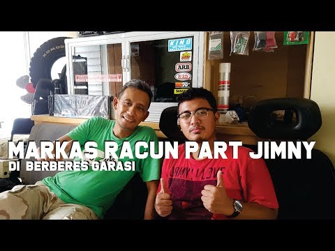 REFRENSI TOKO PART JIMNY DI BEKASI | BERBERES GARASI STORE