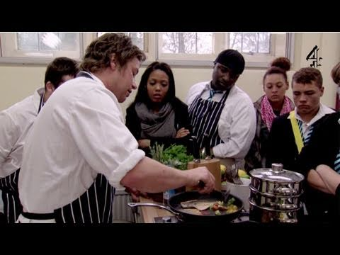 Jamie's Dream School | Jamie Oliver on Fish