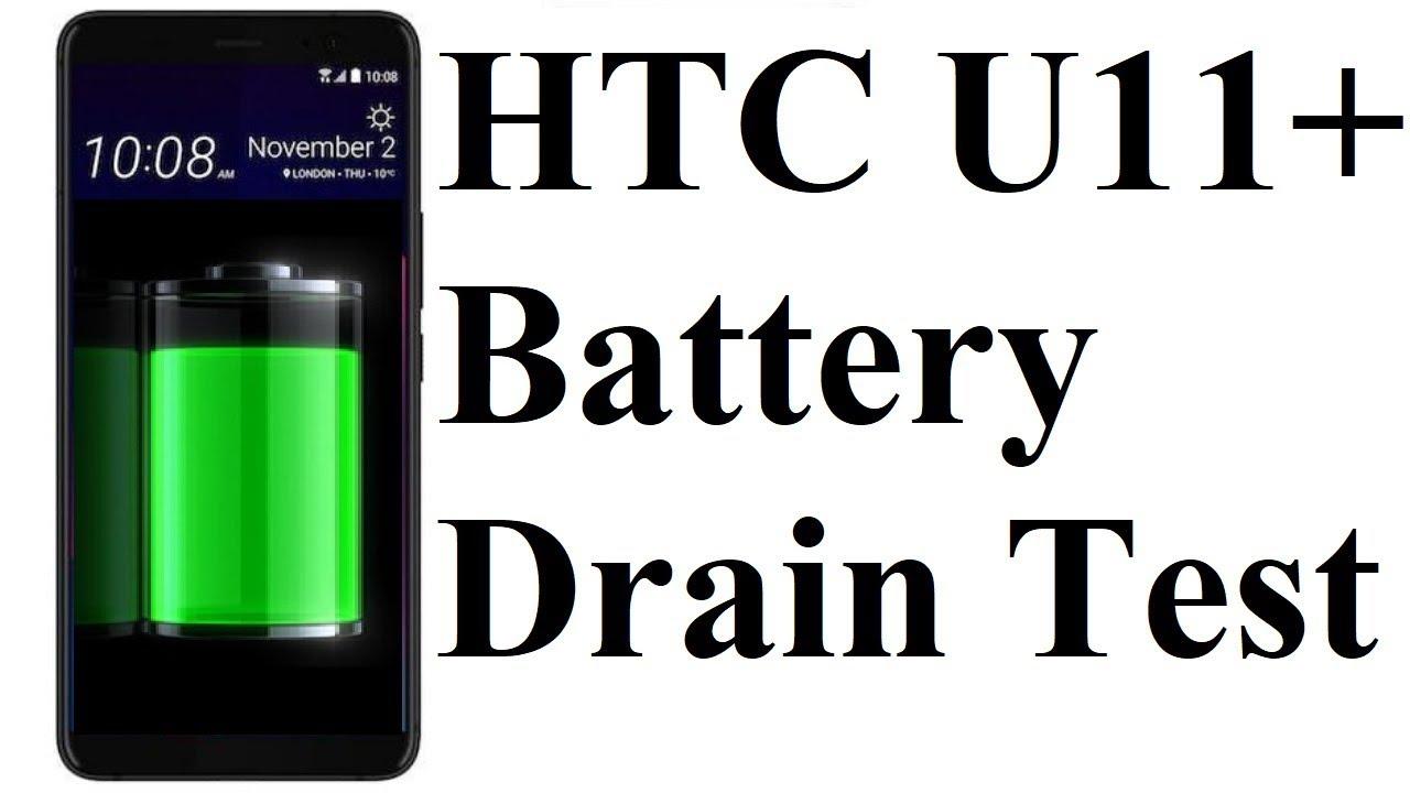 Battery Drain Test : Htc u battery drain test youtube