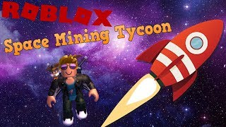 OUT in space: Roblox Space Mining Tycoon Danish