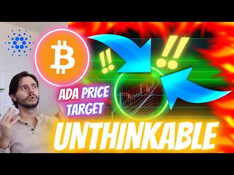 **MUST WATCH** CARDANO ADA EXPLOSION INCOMING!! - BITCOIN FOLLOWING OUR PREDICTION..(but Be Careful)