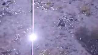 Pêche à pied les dégats des rateaux 21 août 2009