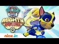 PAW Patrol's Mighty Pups Trailer 🐾 One-Hour Movie Coming Soon | Sneak Peek | Nick Jr.