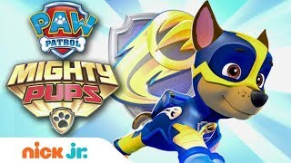 Video PAW Patrol's Mighty Pups Trailer 🐾 One-Hour Movie Coming Soon | Sneak Peek | Nick Jr. download MP3, 3GP, MP4, WEBM, AVI, FLV Agustus 2019