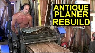 Antique Planer