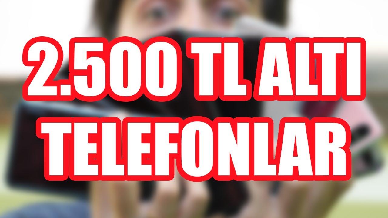 2500 TL Altına Alabileceğiniz ve Sizi Üzmeyecek Efsane Telefonlar(10 Telefon Aynı Masada!)