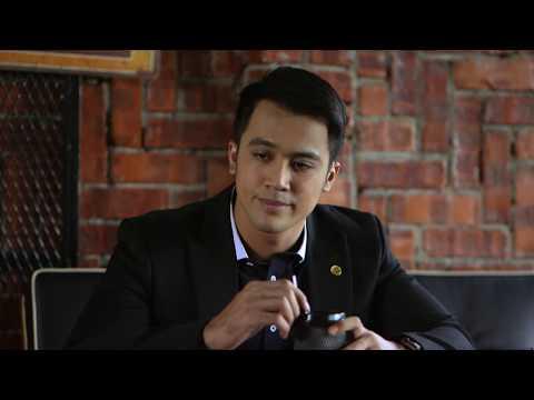 "Aliff Aziz - Amarah Cinta [OST Drama ""Melankolia""] (Official Drama Footage)"