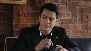 "Aliff Aziz - Amarah Cinta Ost Drama ""melankolia"" Drama Footage"