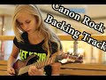 Canon Rock - Backing Track Laura6100