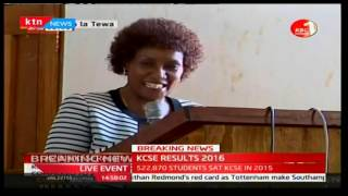 KCSE 2016: A teacher who wrote an inspiring letter to CS Matiang'i gets recognition